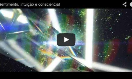 Sentimento, intuição e consciência! – videomensagem.
