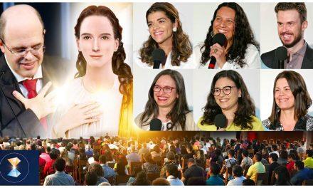 Sessão ao vivo de provas de imortalidade da alma e de comunicação com o Mundo Espiritual