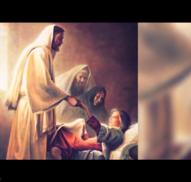 Sintonia com Jesus e felicidade – videomensagem.