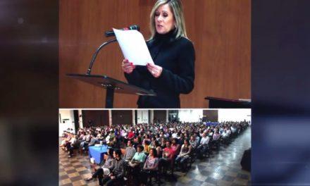 Ritual místico de entrega de cartas pessoais a Maria Santíssima.